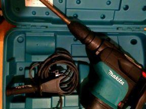 Cgaм отбойный молоток Makita HR 4501