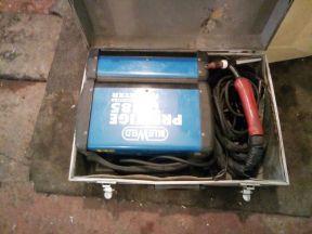 Сварочный инвертор BlueWeld Prestige Tig 185 dс HF