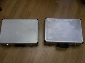 Аллюминиевый кейс, Кейс шуруповёрта Bosch GSR 140