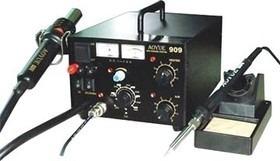 Станция паяльная aoyue-Int 909 (фен+ паяльник)