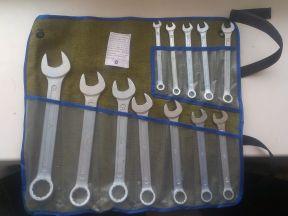 Новый набор комбинированных ключей кгн 12 Камышин