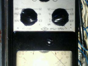 Прибор комбинированный Ц435
