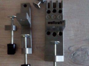Wolfcraft - Универсальный набор для соединений