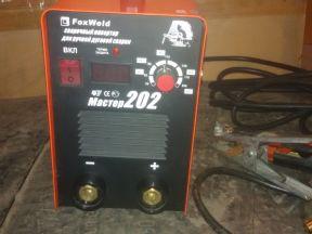 Сварочный аппарат FoxWeld Мастер 202