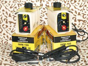 Инверторы Eurolux IWM-160 и Eurolux IWM-190