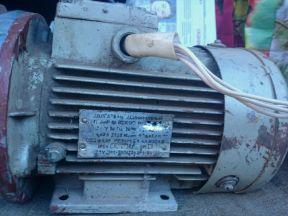 Асинхронный электродвигатель 2.2кВт 380В
