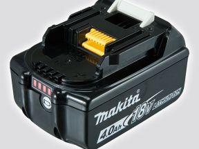 Аккумулятор Макита батарея 18В 4Ач BL1840B + Тесте