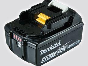Makita аккумулятор батарея 18V 5Ач BL1850B. Макита