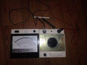 Ц4342-М1 прибор комбинированный