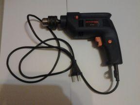 Дрель электрическая ударная krafttechnik