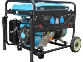 Бензиновый электро генератор 6,5 кВт