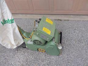 Паркетошлифовальная машина Lagler-Hummel (пpoкaт)