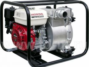Мотопомпа Бензиновая Хонда WT 20X