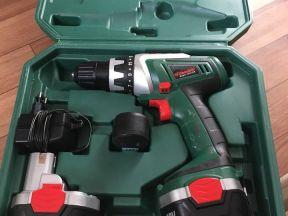 Дрель аккумуляторная hammer ACD121B
