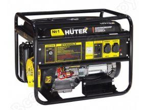 Бензогенератор Huter DY 8000 LX