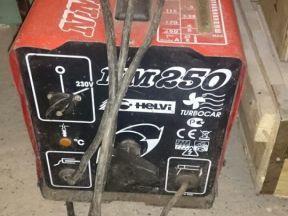 Сварочный аппарат Helvi NM 250 (б/у)