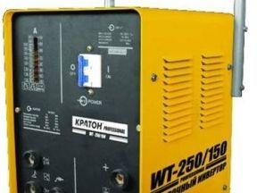 Сварочный трансформатор Кратон AC/DC WT-250/150