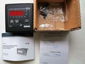 Терморегулятор овен трм10