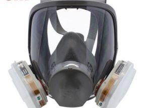 Полнолицевая маска 3М серии 6800 (средний размер)
