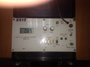 Измеритель давления цифровой идц-1М