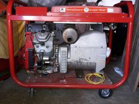 Генератор вепрь абп 12-Т400 бензиновый