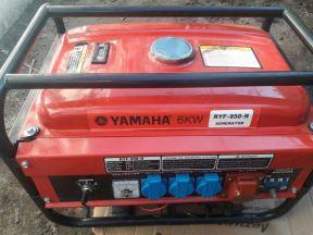 Бензиновый генератор трехфазный ямаха Ямаха 6.5 k