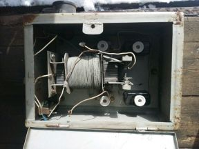 Трансформатор на 36В