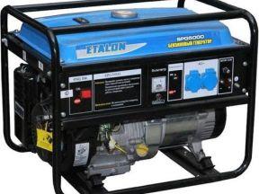 Бензиновый генератор 5.5 кВт