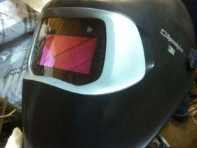 Маска сварщика электронная Speedglas 3M 9100