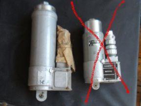 Электромеханизм привода мп-250Р