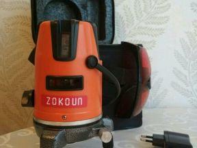 Zokoun 360 5l6p проф лазерный уровень нивелир