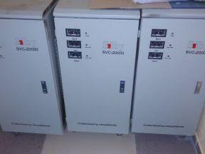 Стабилизаторы напряжения Solby SVC-20000 б/у