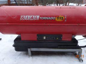 Дизельная тепловая пушка Sial Tornado 115 - 2шт