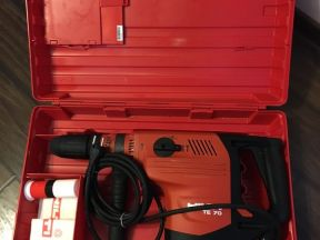 Перфоратор Hilti TE 70-ATC комбинированный, новый