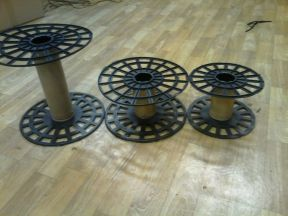 Катушка для намотки верёвки, кабеля, шнура, каната