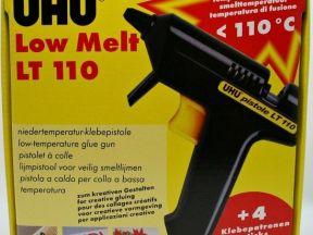 Низкотемпературный клеевой пистолет UHU LT 110