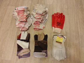 Новые рабочие перчатки