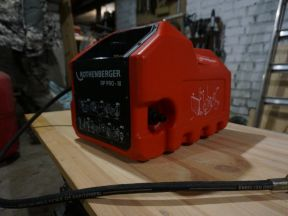 Rothenberger RP PRO-III Опрессовщик электрический