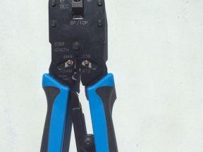 Обжимные клещи кримплен Hyperline HT-200