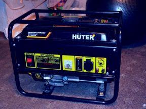 Бензогенератор Huter 3.0 кВт