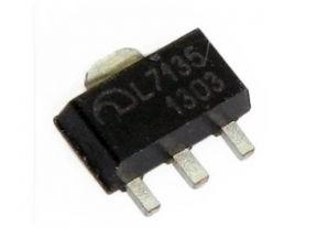 AMC7135 Линейный стабилизатор тока для светодиодов