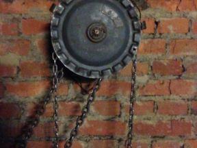 Промышленная таль ручная цепная (лебедка)