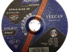 Зачистные диски norton вулкан 230 Х 6,4 Х 22,23