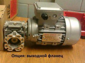 Червячный редуктор nmrv 030