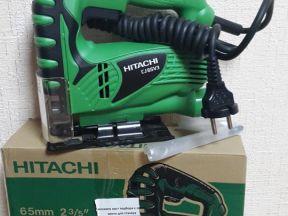 Лобзик Hitachi CJ65V3 новый