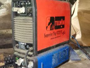 Сварочный инвертор Telwin superior TIG 422 AC/DC
