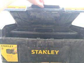 """Ящик для инструмента """"stanley"""" пластмассовый 19''"""