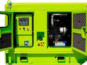 Дизельный генератор 100 кВт Мотор 3 фазы