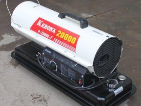Дизельная тепловая пушка Kerona P-2000E-T (16 кВт)