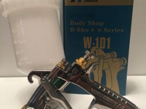 Краскопульт Anest Iwata W-101 (Япония)